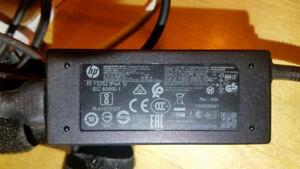 Genuine HP Laptop AC Adapter 45W Model No. HP HSTNN-LA40