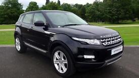 2013 Land Rover Range Rover Evoque 2.2 SD4 Prestige 5dr Automatic Diesel Hatchba