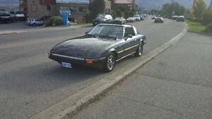 1983 Mazda RX-7 Hatchback