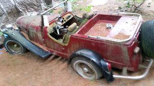 1929 Mercedes Gazelle KIT CAR