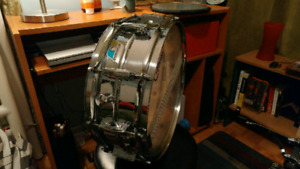 Ludwig snare 400 moitié '70