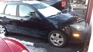 2003 Ford Focus ZTV Wagon