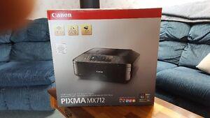 Canon PIXMA MX712 printer