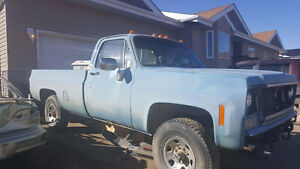 79 chev project truck