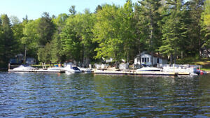 Cottage Rental on Lake Muskoka
