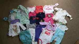Girls size 9 months Clothes