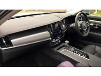 2017 Volvo S90 D4 190hp Euro 6 Momentum Auto Automatic Diesel Saloon