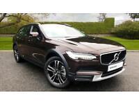 2018 Volvo V90 2.0 D5 AWD PowerPulse Cross Co Automatic Diesel Estate