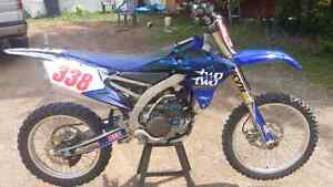 2014 YZ450F FOR SALE