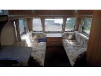 Bailey unicorn valencia 4 berth for sale