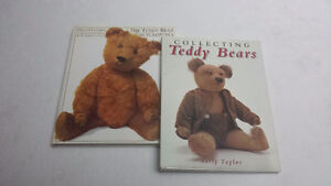 Teddy Bear Collector Books