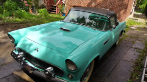 ****** HOT LOOKING 1955 T'BIRD  ****** REDUCED $24,000  ******