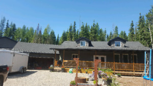 Chitek Lake cabin for sale