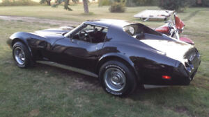 1976 Corvette Stingray for trade