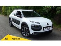 2015 Citroen C4 Cactus 1.2 PureTech (110) Flair 5dr w Manual Petrol Hatchback