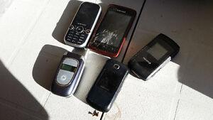 Lot de cellulaire