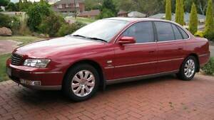 2004 WL Series Holden Statesman - 6 Cyl Auto -  Sunroof  Tow Bar Onkaparinga Hills Morphett Vale Area Preview