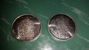 1952-2002 50 cent coins only 1 buck each about 50 for sale...... London Ontario image 1