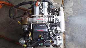 7mgte supra turbo engine