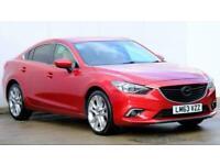 2013 Mazda Mazda6 2.2d [175] Sport Nav 4dr Auto Saloon diesel Automatic