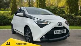 image for Toyota AYGO 1.0 VVT-i X-Plore 5dr - Satell Hatchback Petrol Manual