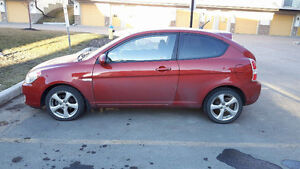 2008 Hyundai Accent, ONLY 75K, REMOTE CAR START & WINTER TIRES