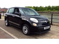 2016 Fiat 500L 1.3 Multijet 85 Pop Star 5dr D Automatic Diesel MPV