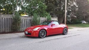 2005 Nissan 350Z Touring Roadster Convertible