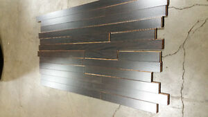 "Exotic ¾""  x 3 ¼"" Vintage Timbor Hardwood (Engineered Hardwood)"