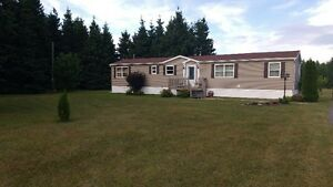 25 ACRES OF WOODED LAND AND A 2007 MINI  HOME
