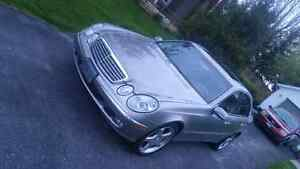 MERCEDES BENZ  E320 4MATIC