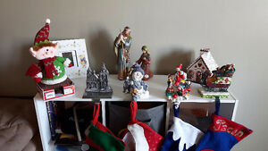 4 Christmas Stocking Holders! Kitchener / Waterloo Kitchener Area image 1