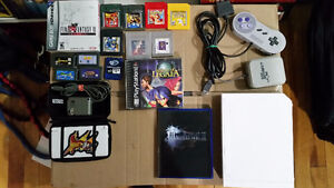 Classic games and older console