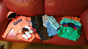 Toddler boys size 2-3 clothing LOT SALE $35 takes all