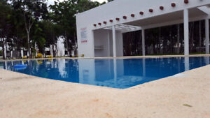 Vacation rental house 8 people Playa del Carmen, Riviera Maya