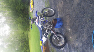Yzf 450 sell or trade