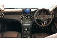 2016 Mercedes-Benz A Class A180D SE EXECUTIVE 5DR - AUTO PARK - REVERSE CAM - BL