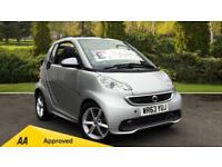 2013 Smart ForTwo Cabrio Pulse mhd 2dr Softouch Automatic Petrol Cabriolet