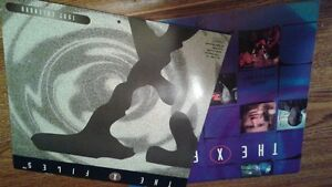 X-Files Calendars 1997 and 2000.
