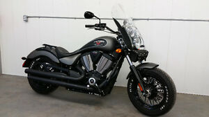 2015 Victory Gunner Motorcyc save and get FREE winter storage
