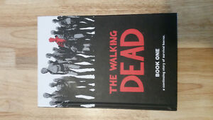 The walking dead graphic novel hardcover book one