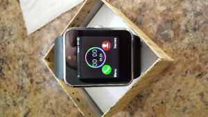Montre intelligente Smart Watch neuf compatible Android Iphone