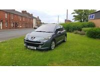 Peugeot 207 1.6HDI 110 Sport PX Swap Anything considered