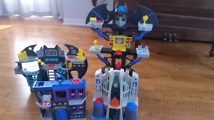 Imaginext Batman/Superhero Play Sets