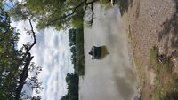 16 ft aluminum boat TRADE FOR UTILITY trailer. Open or closed of