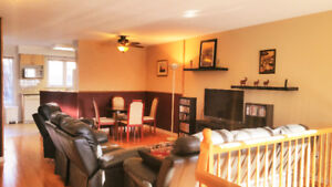 Terrace Home for Rent in Beacon Hill On Montreal Road Gloucester