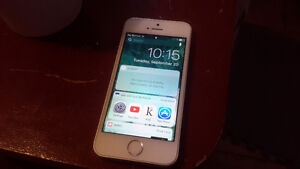 White iPhone 5s 16 gig trade for iPad mini 2 or better