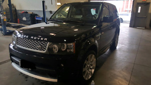 Immaculate 2011 Range Rover Sport Autobiography Supercharged V8