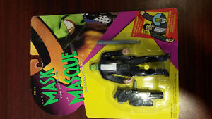 The Mask Movie Action Figure - 1995 - Unopened