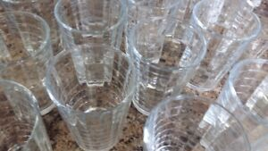 Drinking & Wine Glasses and Mugs (fine dinner ware)